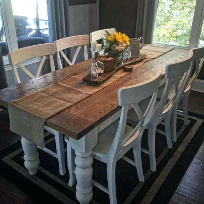 Preferred Farm Dining Table – Mamatoday Inside Farm Dining Tables (Gallery 15 of 20)