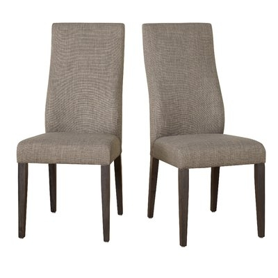 Preferred Grady Side Chairs Within Andover Mills Olivet Upholstered Dining Chair In (View 15 of 20)