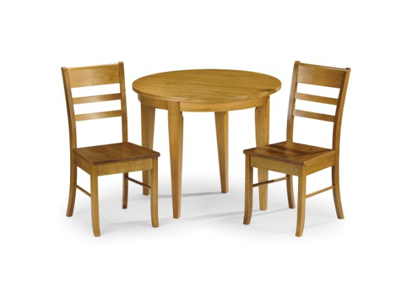 Preferred Half Moon Dining Table & Chairs Regarding Half Moon Dining Table Sets (View 18 of 20)