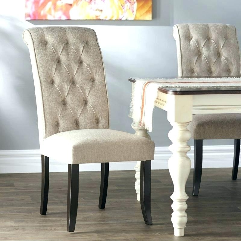 Preferred Hayes Side Chairs With Pottery Barn Hayes Chair Pottery Barn Tufted Dining Side Chair (View 16 of 20)