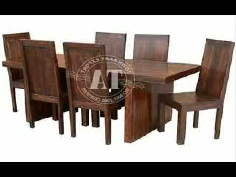 Preferred Indian Dining Room Furniture Within Furniture Wooden Dining Room Furniture Indian Furniture & Handicraft (View 19 of 20)