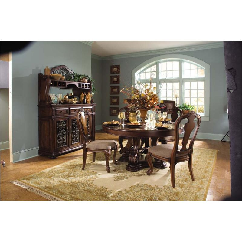 Preferred Marbella Dining Tables For 312 701 American Drew Furniture Marbella Pedestal Dining Table (View 18 of 20)