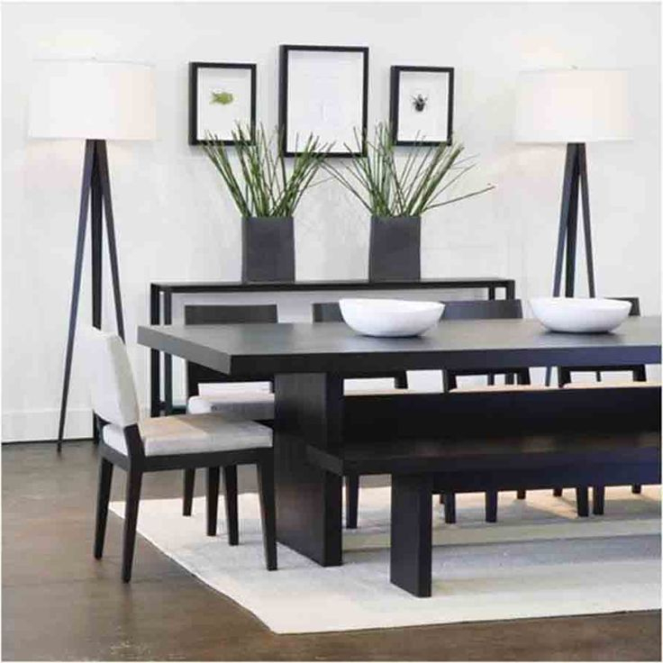 Preferred Modern Dining Suites In 9 Best Dining Room Images On Pinterest (View 3 of 20)