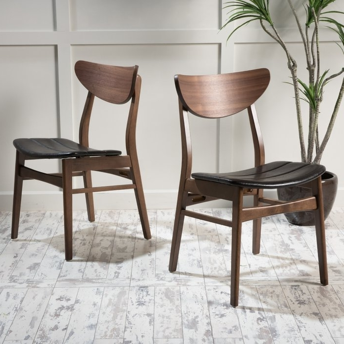 Preferred Oliver Side Chairs With Regard To George Oliver Barros Side Chair & Reviews (View 17 of 20)