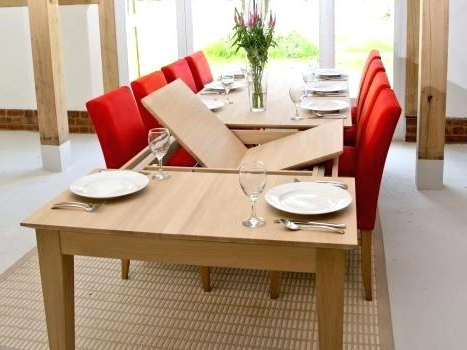 Preferred Round Extendable Dining Table Seats 10 – Findreviews Intended For Extending Dining Table With 10 Seats (View 9 of 20)