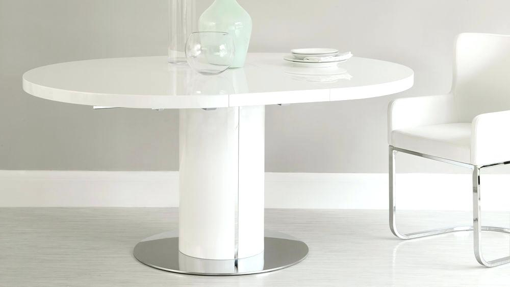Preferred Round White Dining Table Modern – Modern Computer Desk In Round White Dining Tables (View 9 of 20)