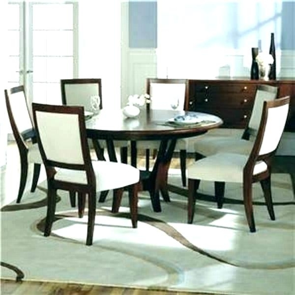 Preferred Table And 6 Chair Set Full Size Of Decoration Dining Table With Four Regarding 6 Person Round Dining Tables (View 19 of 20)