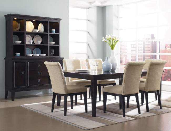 Preferred Unique Modern Dining Room Tables Ideas Inside Modern Dining Room Furniture (Gallery 15 of 20)