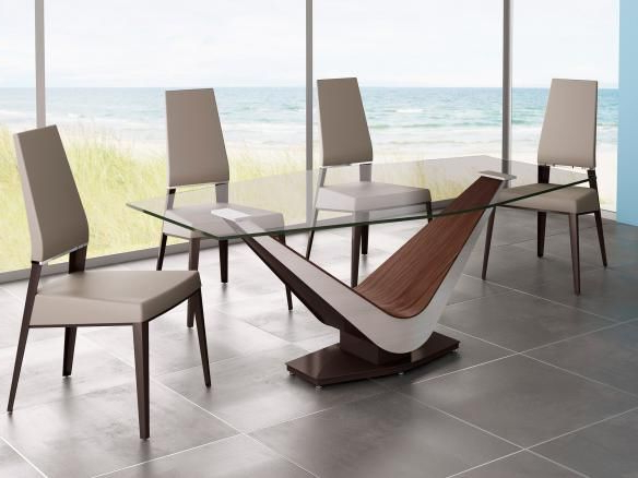 """Preferred Victor Dining Tables In Ambiente Furniture – Elite Victor 76"""" Dining Table (Gallery 1 of 20)"""