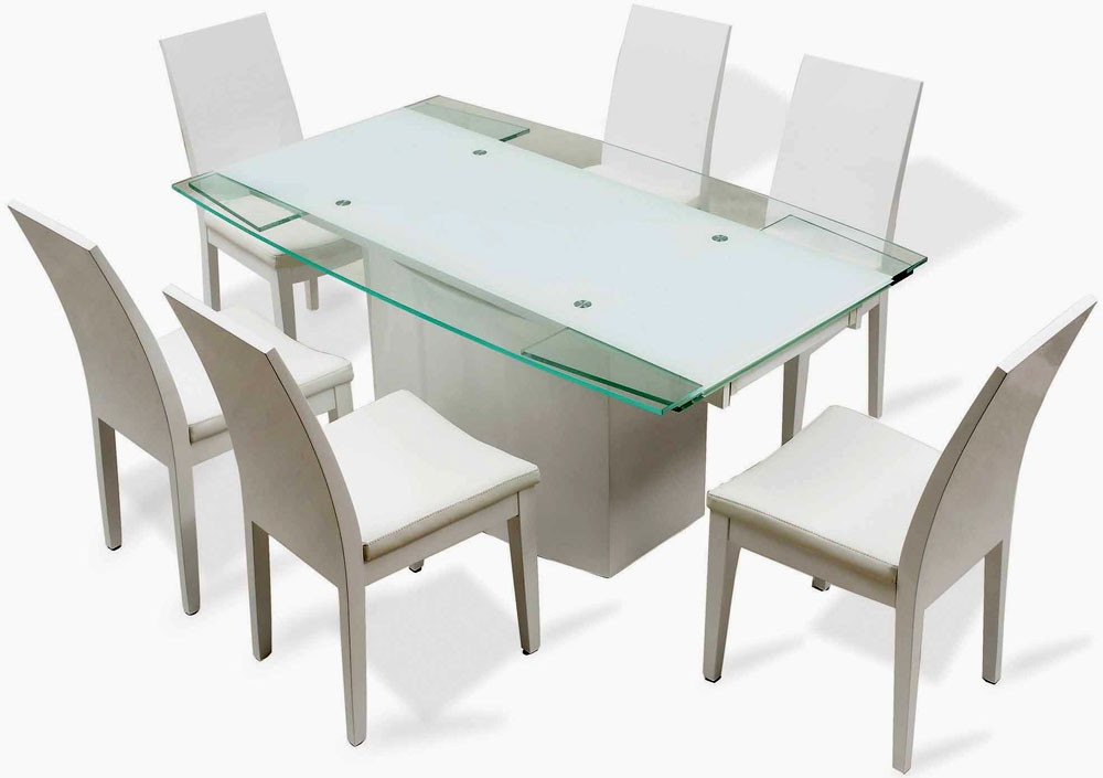 Preferred Vogue Dining Tables Regarding Vogue Dining Table – J Star Modern Furniture (View 12 of 20)