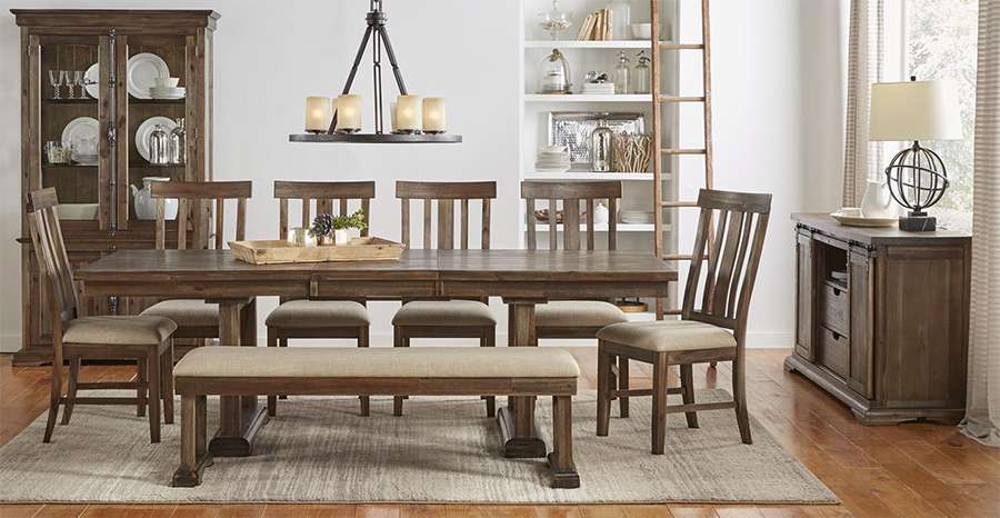 Prices • A America Dawson Wt Dining Furniture • Al's Woodcraft With Regard To Fashionable Dawson Dining Tables (Gallery 1 of 20)