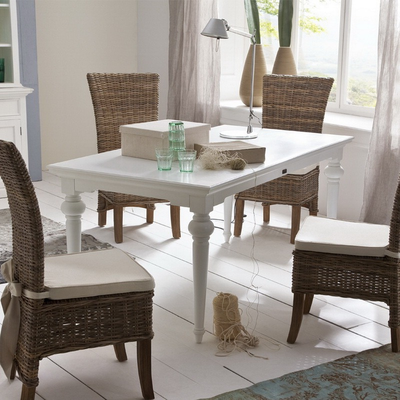 Provence Dining Tables In Trendy Shop Provence Dining Table 180novasolo – Hygge Home (View 7 of 20)