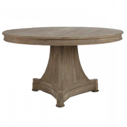 Provence Pedestal Dining Table (View 19 of 20)