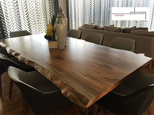 Quality Timber Furniture – Natural Edge Fine Furniture In Most Recently Released Perth Dining Tables (Gallery 7 of 20)