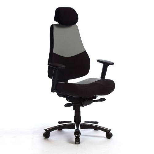 Ranger Office Chair 24 Hour Multi Shift Seating Heavy Duty 160kg With Regard To Favorite Ranger Side Chairs (View 6 of 20)