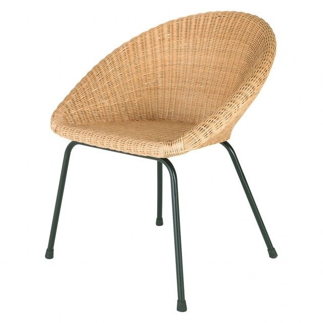 Rattan Dining Inside Natural Rattan Metal Chairs (View 11 of 20)
