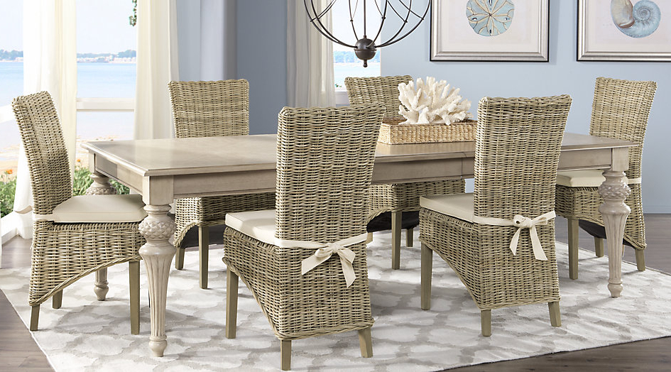 Rattan Dining Tables And Chairs For Most Up To Date Dining Room Rattan Table Chairs Rattan Dining Room Table And Chairs (Gallery 1 of 20)