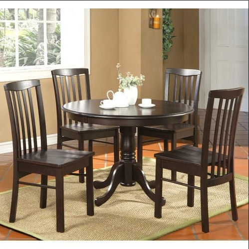 Recent 4 Seat Dining Tables For 4 Seater Round Table Dining Set, Wooden Dining Tables – Best Retail (View 9 of 20)