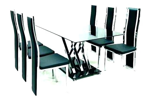 Recent 6 Chair Dining Table Sets With Regard To Dining Room Tables For 6 Dining Table For 6 Table With 6 Chairs (View 19 of 20)