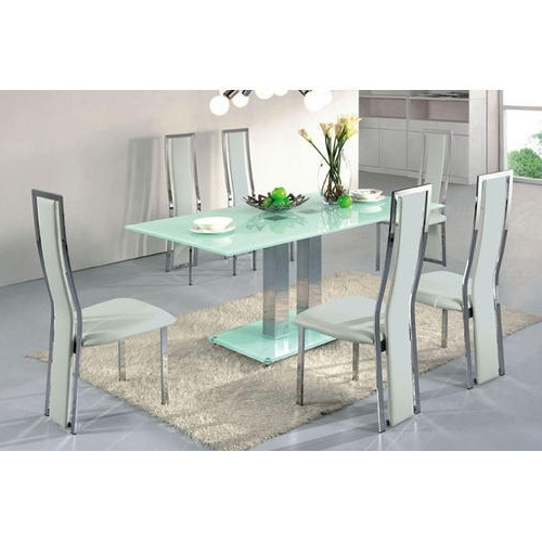 Recent 6 Seater Dining Table At Rs 22000 /set (Gallery 10 of 20)