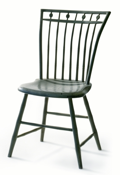 Recent Amos Side Chairs Within Windsor Furniture Making In Boston: A Late But Innovative Center Of (View 8 of 20)