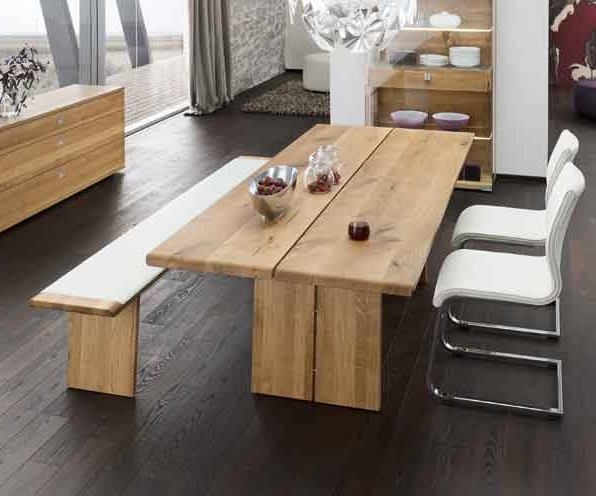 Recent Beech Dining Tables And Chairs With Regard To Beech Dining Tables (Gallery 8 of 20)