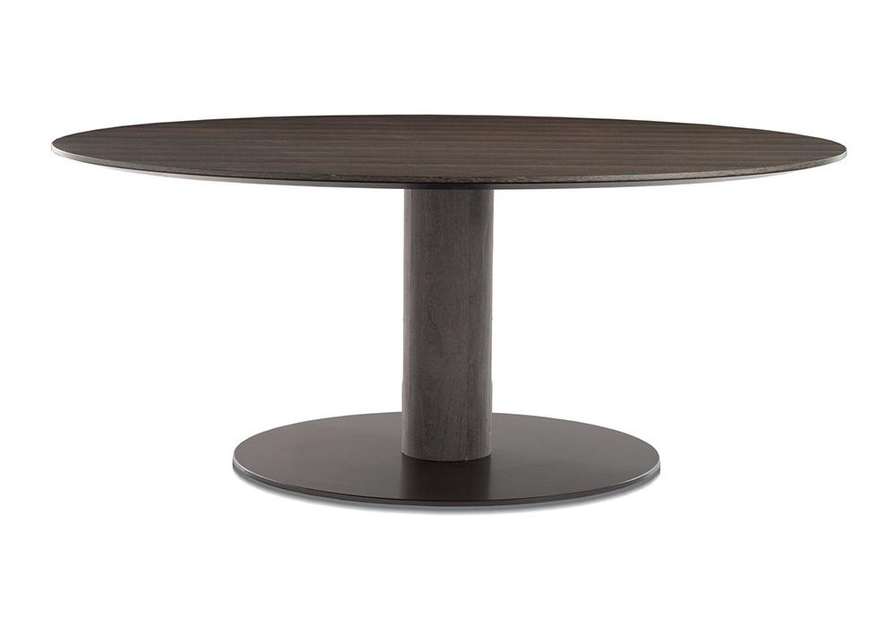 Recent Bellagio Dining Tables Regarding Bellagio Dining Wood Minotti Table – Milia Shop (View 18 of 20)
