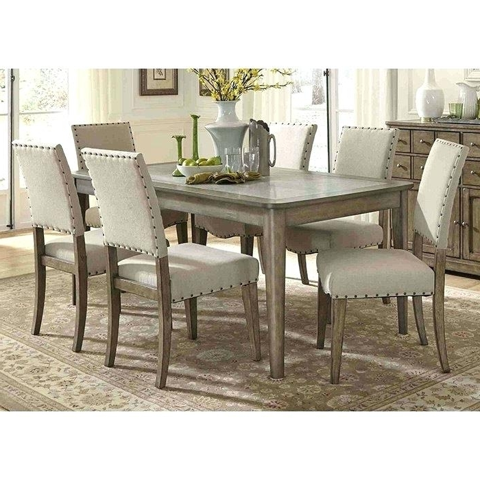 Recent Bradford 7 Piece Dining Sets With Bardstown Side Chairs Intended For Bardstown Dining Set Dining Chair Furniture Bradford 7 Piece Dining (Gallery 5 of 20)