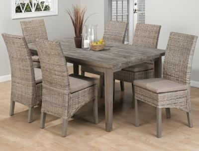 Recent Coastal Dining Tables With Regard To Coastal Dining Table – Horizon Home Furniture (View 12 of 20)
