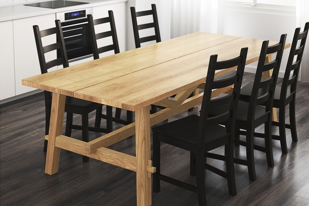Recent Dining Room Tables Within How To Buy A Dining Or Kitchen Table And Ones We Like For Under (View 17 of 20)
