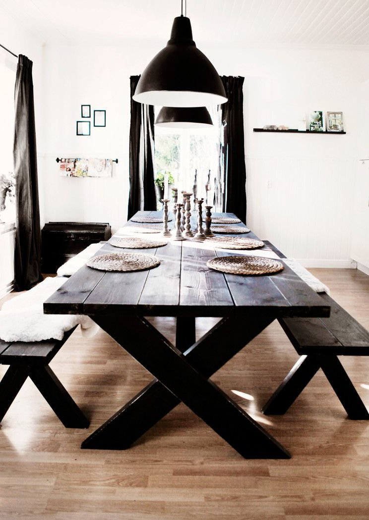 Featured Photo of Indoor Picnic Style Dining Tables