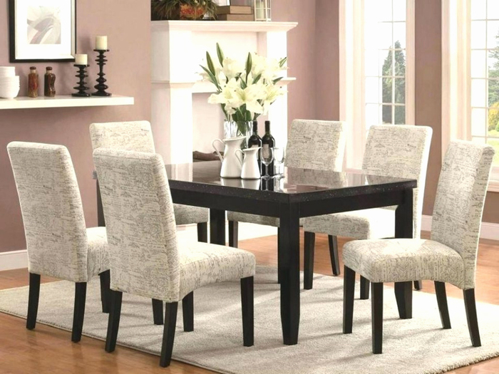 Recent Fabric Covered Dining Chairs With Regard To Best Material To Cover Dining Room Chairs – Architecture Home Design • (View 17 of 20)