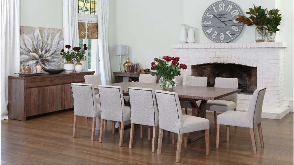 Recent Harvey Dining Tables For Buy Lombardozzi Dining Table (Gallery 1 of 20)