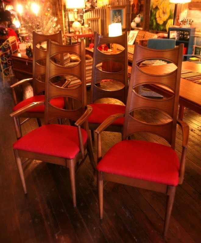 Recent Kent Coffey 'perspecta' Dining Chairs: For Sale In San Francisco, Ca In Kent Dining Chairs (View 6 of 20)
