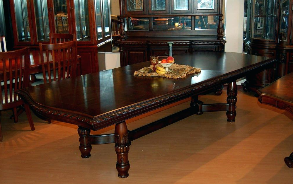 Recent Mahogany Dining Room Table Mahogany Dining Room Table Stunning Throughout Mahogany Dining Tables Sets (Gallery 15 of 20)