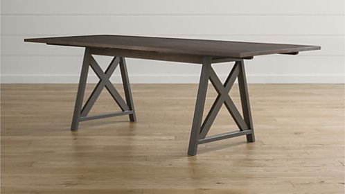 Recent Metra Extension Dining Table (View 8 of 20)