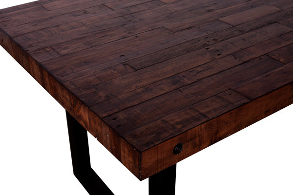 "Recent New York Regular Dining Table 72"" – Coffee Bean – Boulevard Urban Living Regarding New York Dining Tables (View 9 of 20)"