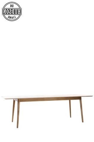 Recent Next Hudson Dining Tables Pertaining To Buy Hudson Living Milano Extending Dining Table From The Next Uk (View 19 of 20)