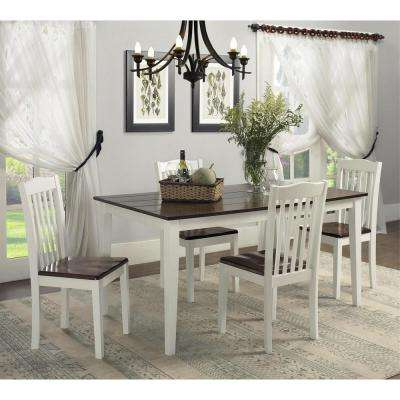 Recent Parquet 7 Piece Dining Sets Intended For Kitchen & Dining Room Furniture – Furniture – The Home Depot (View 15 of 20)