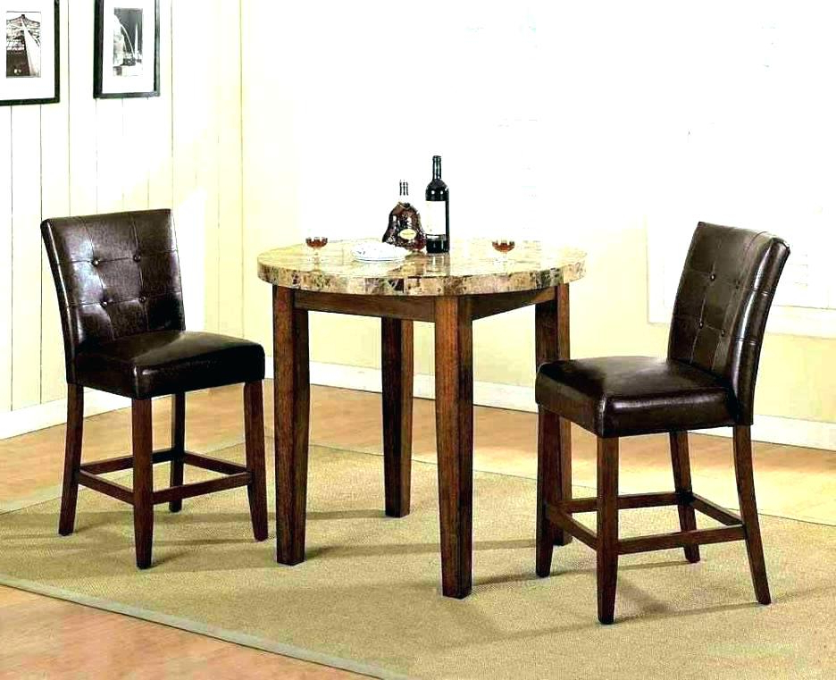 Recent Small Two Person Dining Tables For Small Two Person Dining Table – Juvesiio (Gallery 11 of 20)