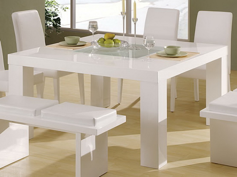 Recent Small White Kitchen Table Credainatcon White Kitchen Table And For Small White Dining Tables (View 16 of 20)