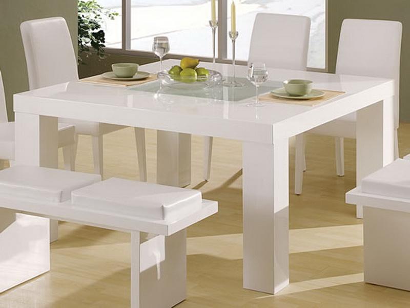 Recent Small White Kitchen Table Credainatcon White Kitchen Table And For Small White Dining Tables (View 12 of 20)