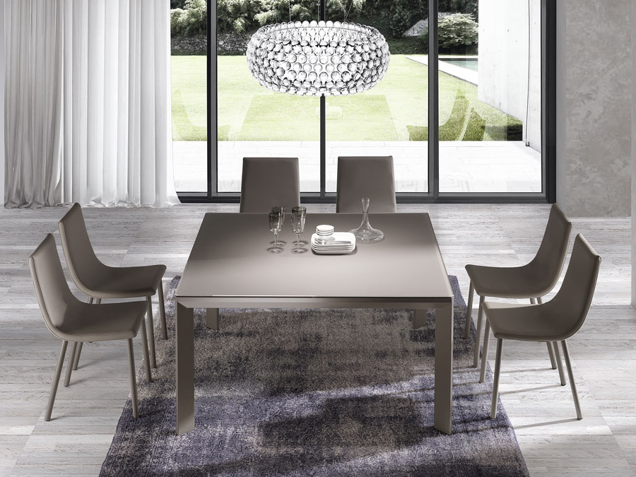 Recent Urban Square Dining Table Within Square Dining Tables (Gallery 20 of 20)