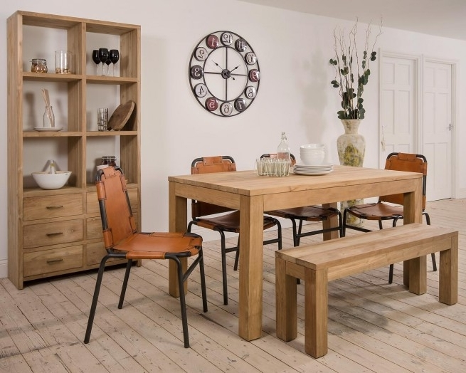 Rectangular Dining Table (View 18 of 20)