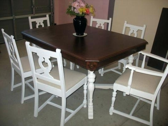 Red Wooden Dining Chairs M Shabby Chic Oval Dining Table White For Latest Pine Wood White Dining Chairs (View 14 of 20)