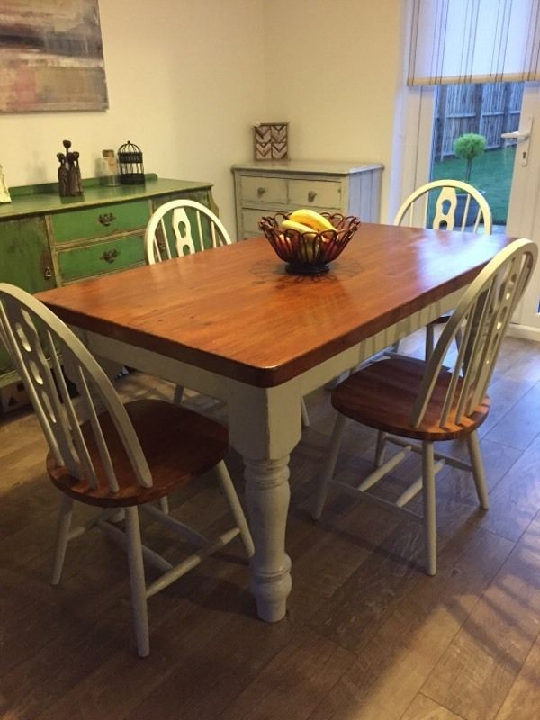 Refurbished Dining Tables – Soulpower Within Most Recently Released Glasgow Dining Sets (View 17 of 20)