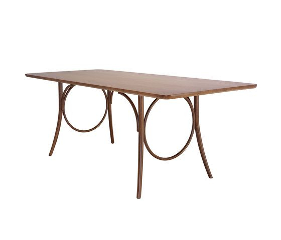 Ring Dining Tablewiener Gtv Designgebrüder Thonet Vienna Intended For Trendy Vienna Dining Tables (Gallery 12 of 20)