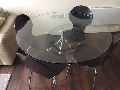 Rocco Extension Dining Tables Inside Well Known Dining Table Collection On Ebay! (View 13 of 20)