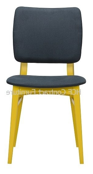 Rocco Side Chairs In Well Known Rocco Colour Side Chair Gf (Gallery 14 of 20)