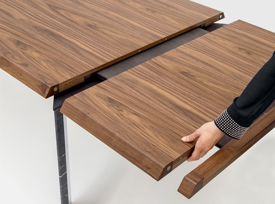 Roma Dining Tables Intended For Recent Extendable Dining Table Romatonin Casa (View 15 of 20)